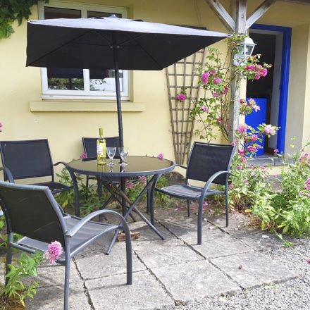 2 bedroom self catering cottage