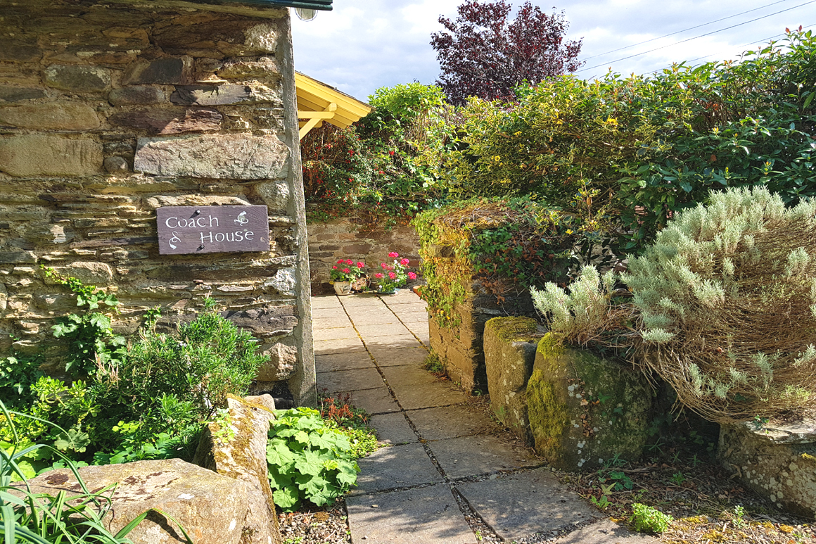 Coach House self-catering country cottage