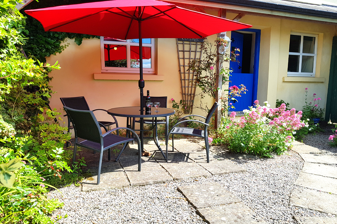 2 bedroom self-catering cottage