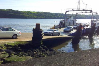 Ballyhack Car Ferry