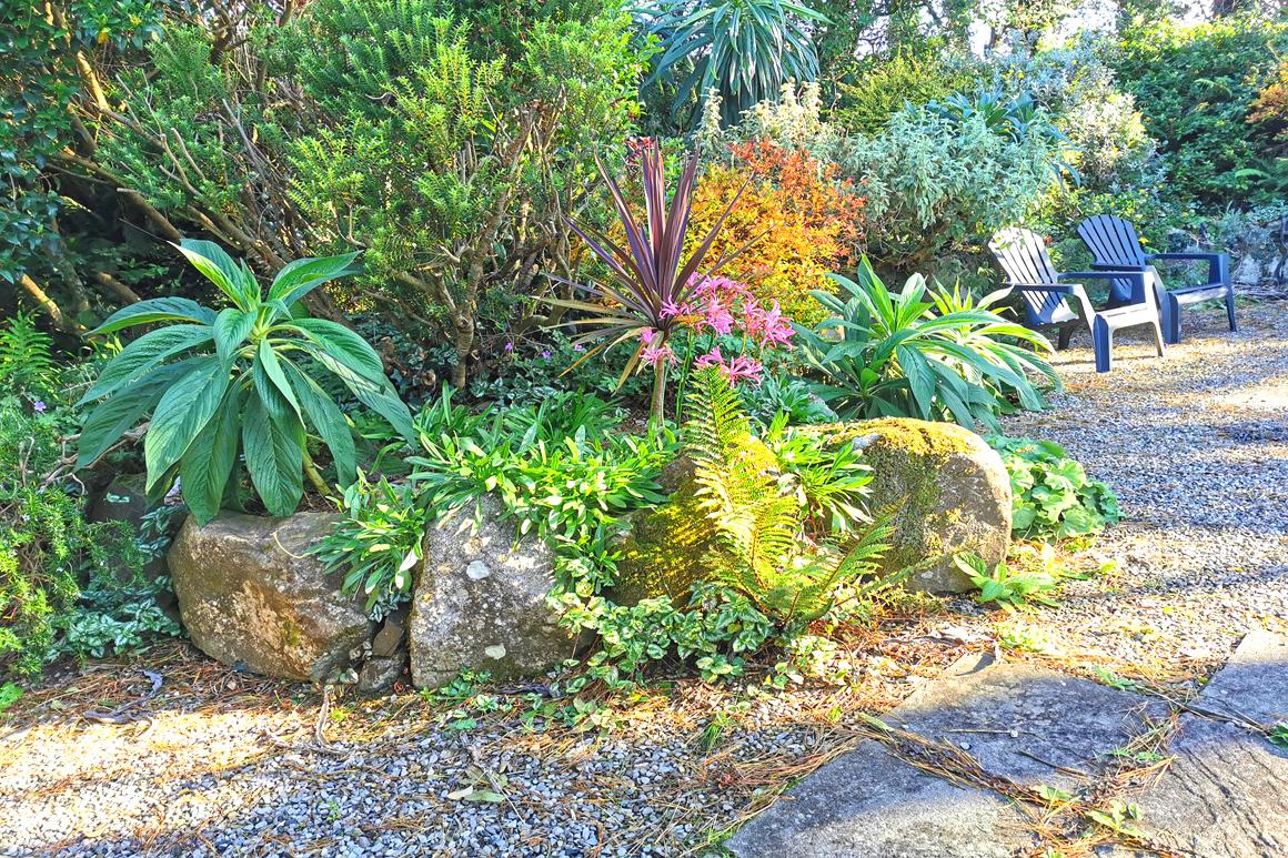 Granary Garden at Warren Farm Wexford