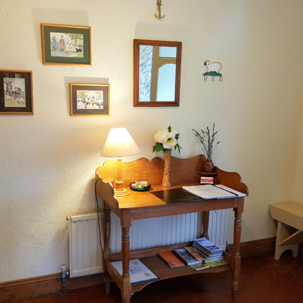 Granary self-catering country cottage