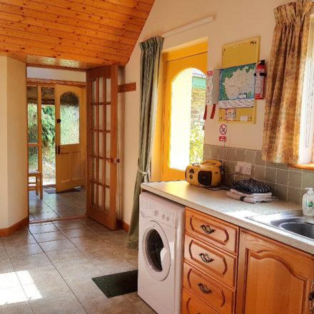 Horseshoe Kitchen Warren Farm Irish Cottages