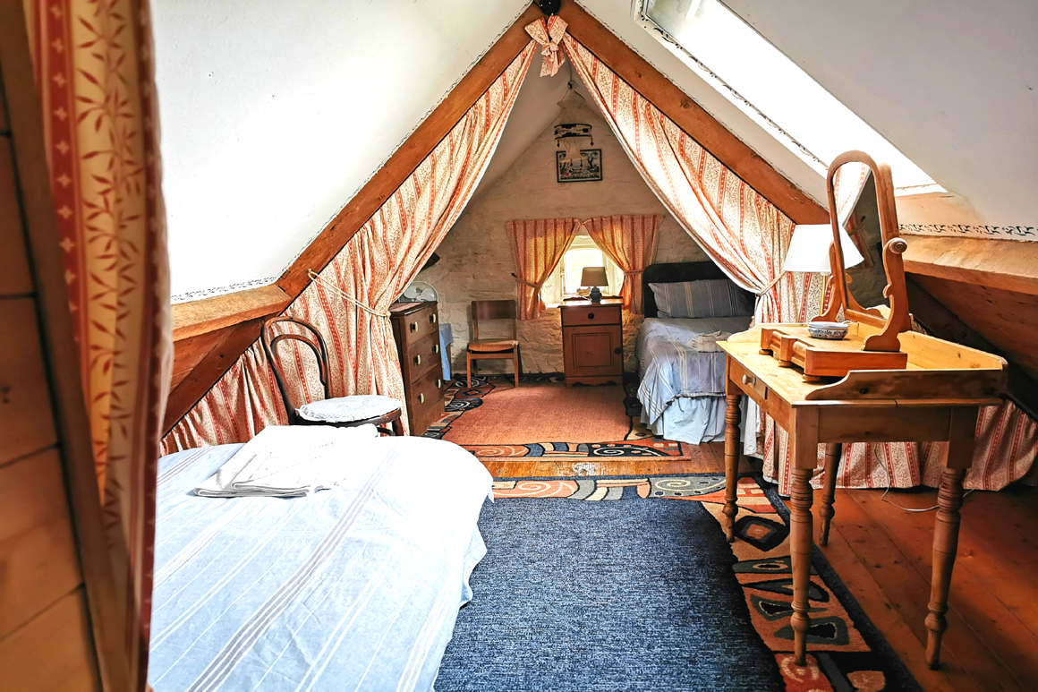Granary Cottage Attic Bedroom